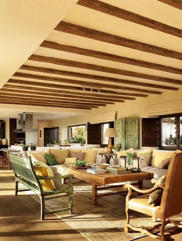 Interiors | A Spanish Villa - DustJacket Attic & Interiors | A Spanish Villa - DustJacket Attic | SPANISH/MEXICAN ...