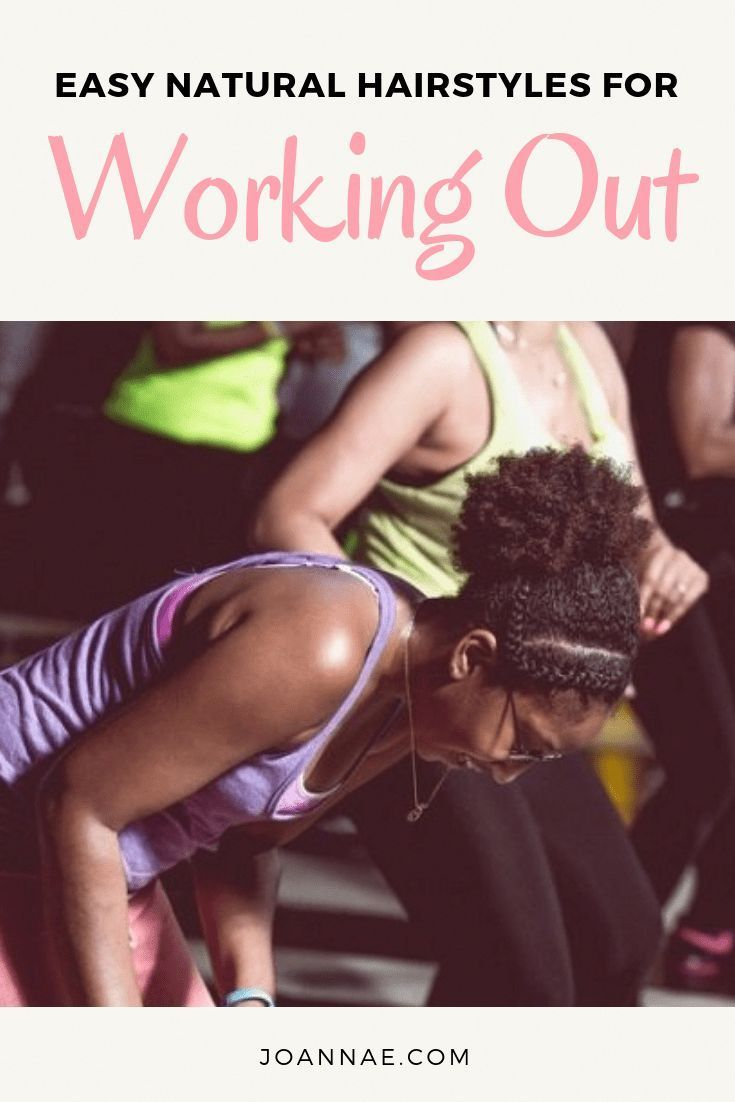 Easy Natural Hairstyles for Working out – puffs, buns, braids and more easy natural hairstyle... Easy Natural Hairstyles for Working out – puffs, buns, braids and more easy natural hairstyles for working out in the gym ✨Indasia Summerfield,