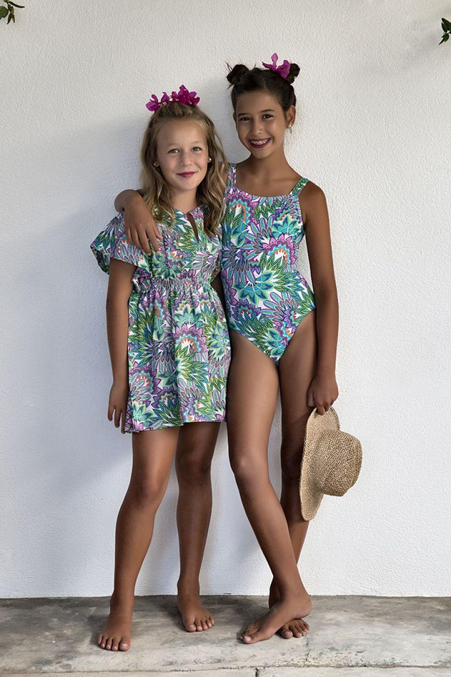 Maricruz Baño | Banador Y Kurta 37 Moda Ninas Primavera Verano Pinterest