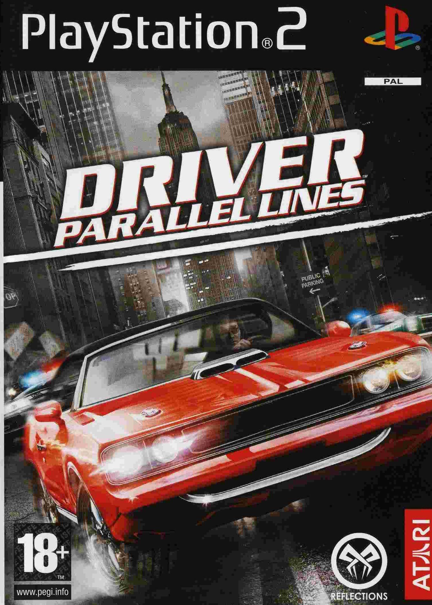 Driver Parallel Lines Ps2 Juegos Pc Películas En Línea Gratis Juegos Retro
