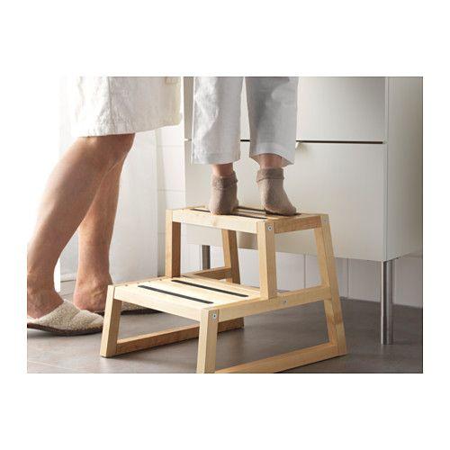 molger tritthocker birke 41x44x34 cm ikea einkaufsliste tritthocker ikea badezimmer. Black Bedroom Furniture Sets. Home Design Ideas