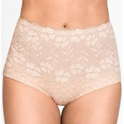 Photo of Jacquard & Lace Miederhose Miss Mary of Sweden