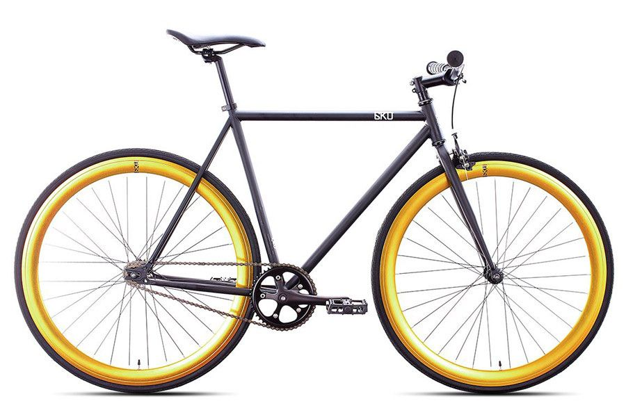 6ku Nebula 2 Single Speed Bicycle In 2020 Singlespeed Bicycle