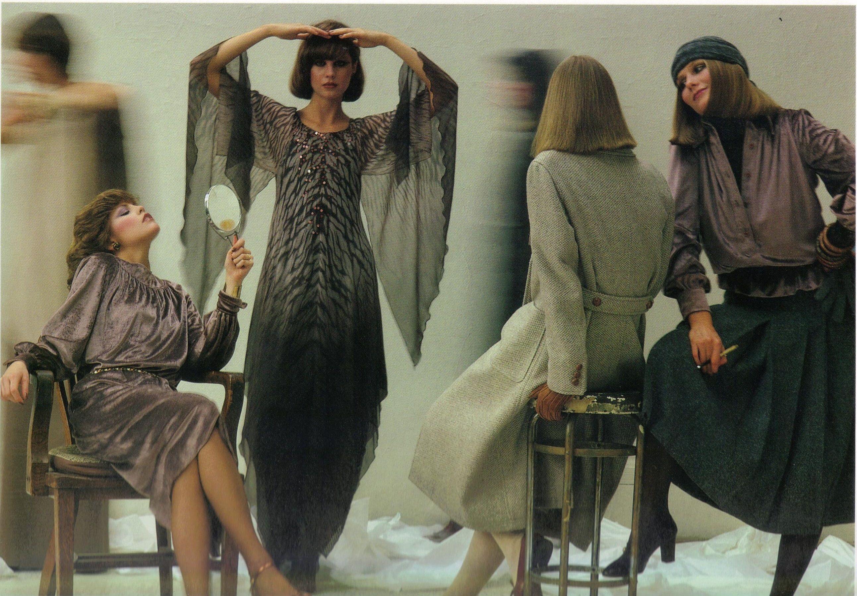 1972 Halston By Duane Michals 4 Vogue Editorial Fashion Fashion Fashion History
