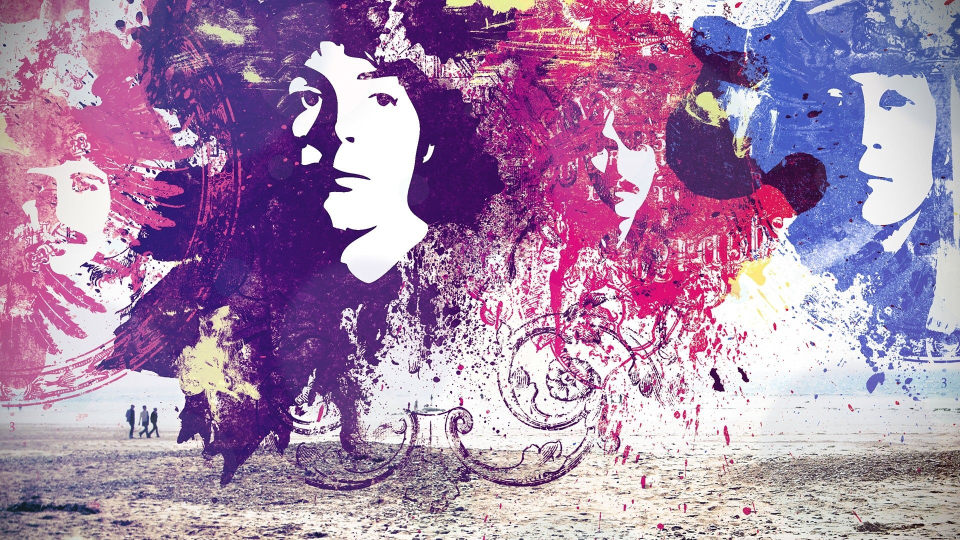 The Beatles Wallpapers HDQ