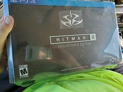 hitman 2 collectors edition ebay