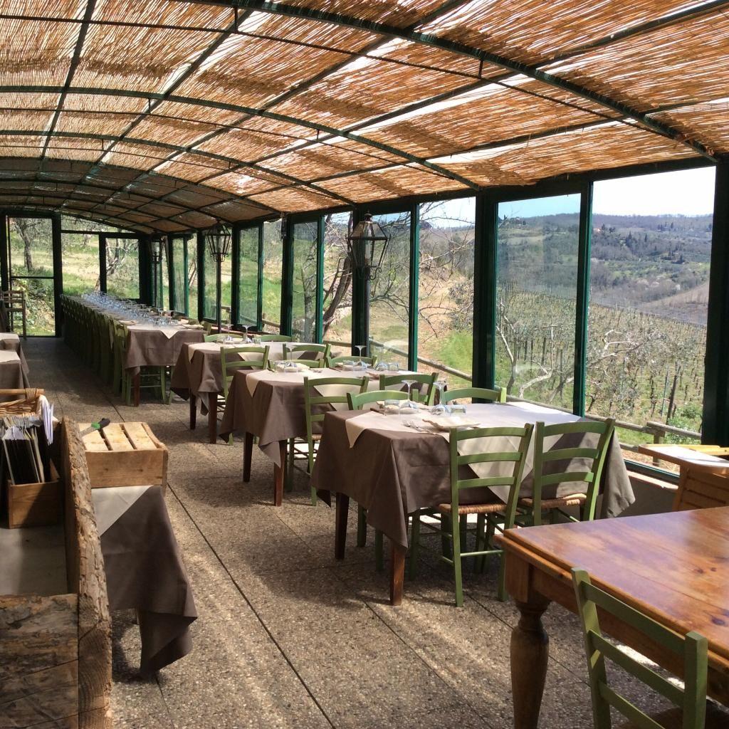 La di Rignana (great view) Greve in Chianti
