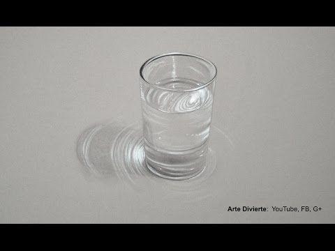 Dibujando Vidrio Como Dibujar Una Esfera De Cristal Arte