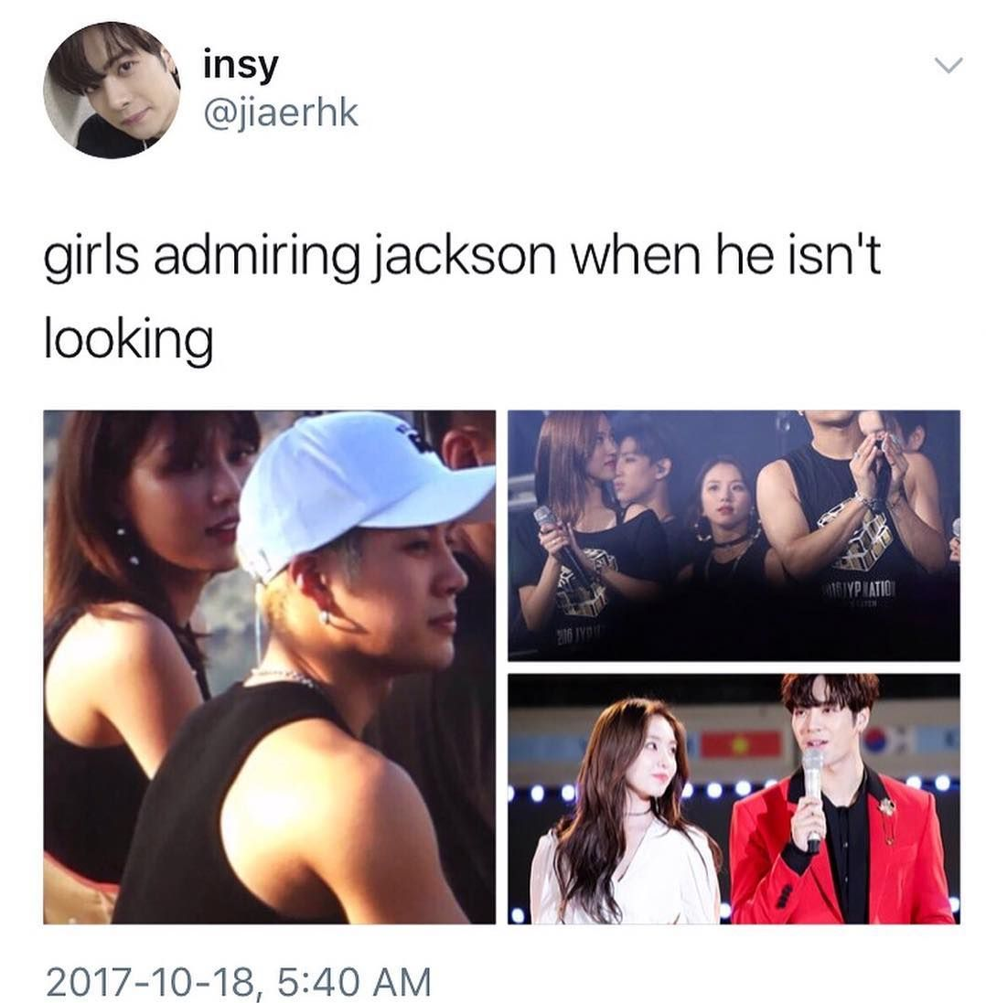 1 696 Likes 5 Comments Got7 Memes Ongoing Ga Got7 Memes On Instagram Me Everyday Wowsoamajjing Tag Got7 Meme Got7 Funny Got7 Jackson