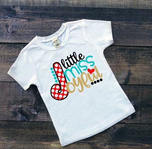 little miss joyful girls christmas shirt toddler christmas shirt long sleeve christmas shirt for girls cute - Girls Christmas Shirts