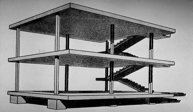 Le Corbusieru0027s typical