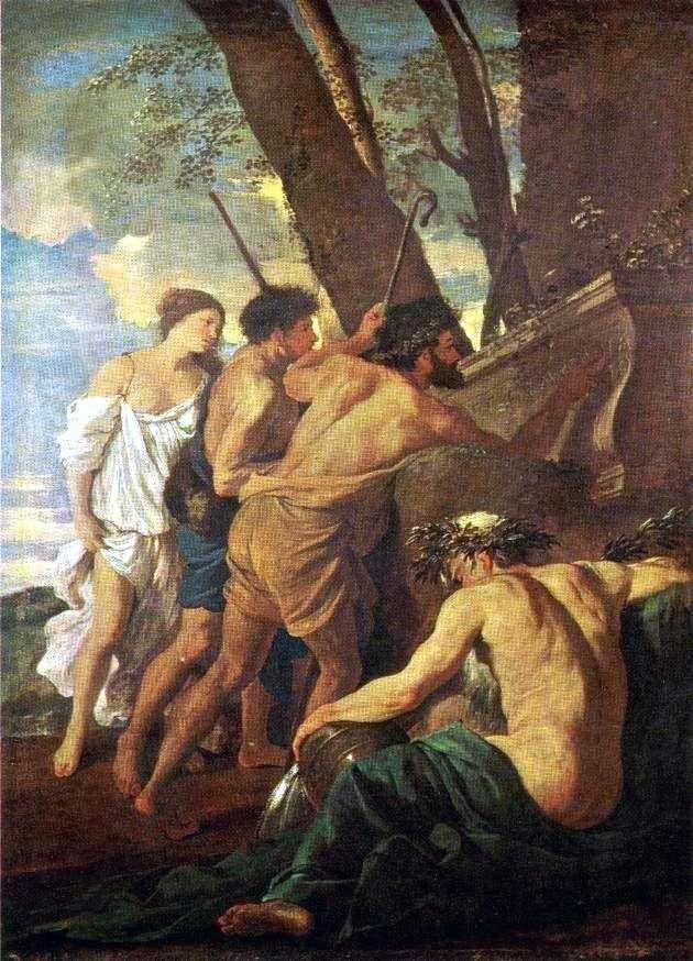 Pastuhi Arkadii 1627 Nicolas Poussin Renaissance Art Art