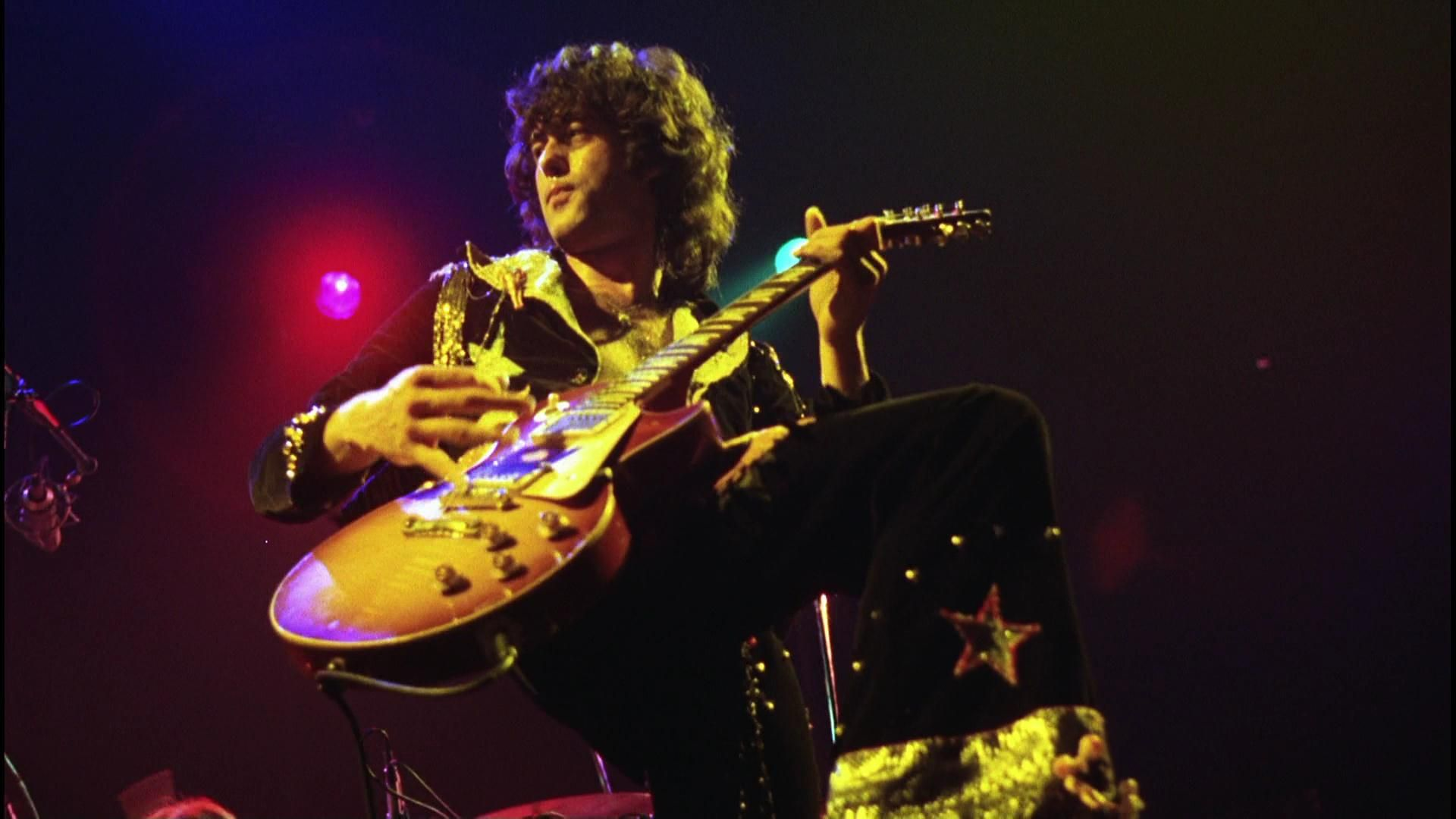 Jimmy Page HD Wallpapers Led Zeppelin