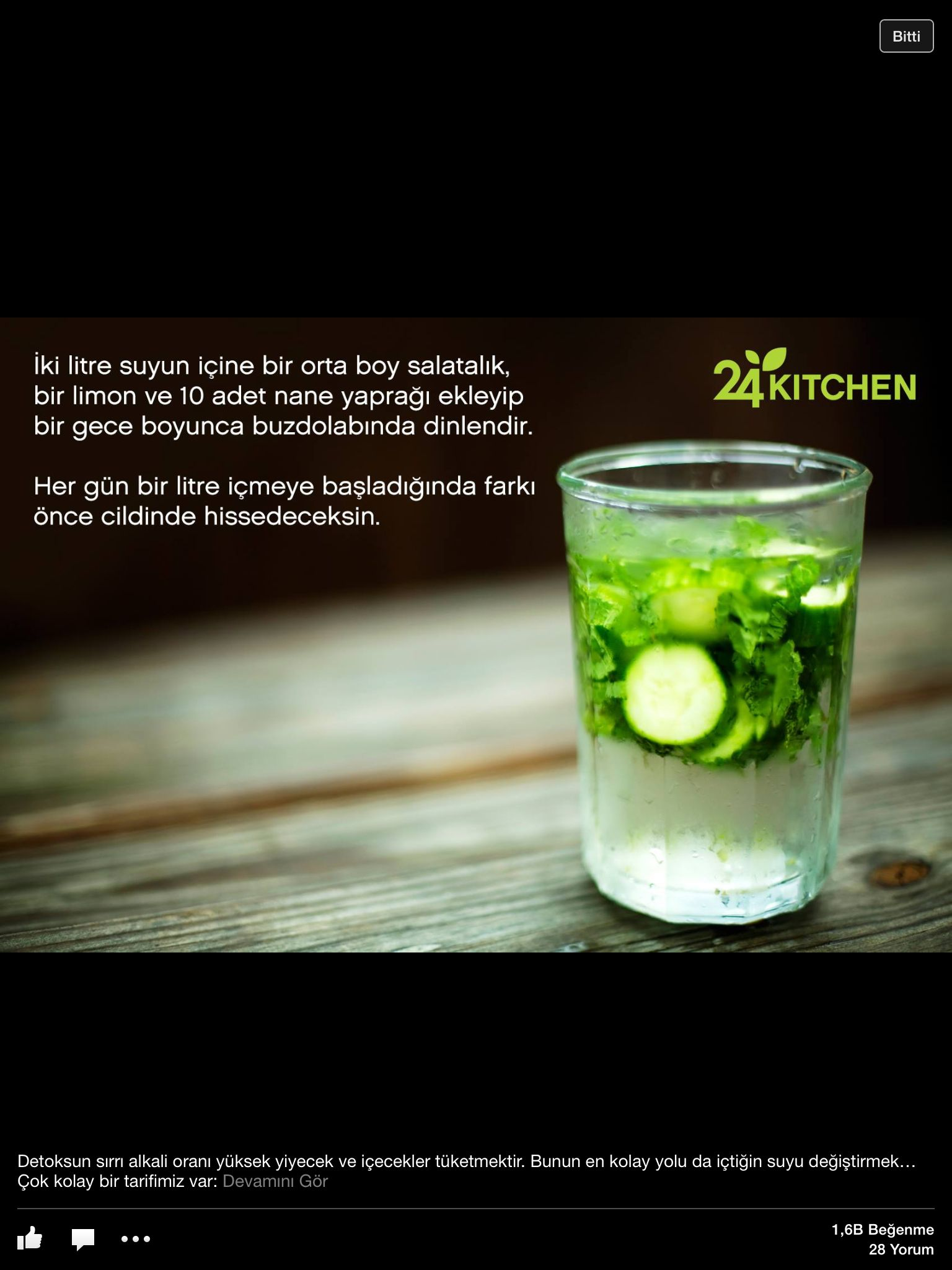 Zayıflamak için içecekler