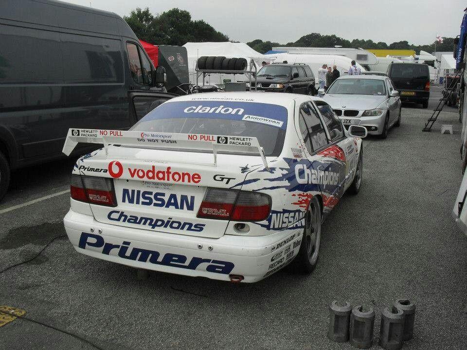 Nissan primera touring car