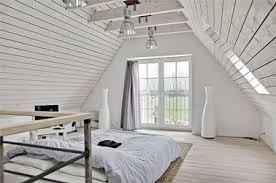 Fesselnd Schlafzimmer Mit Dachschräge Gemütlich Gestalten   FresHouse. Résultats De  Recherche Du0027images Pour « Plancher De Bois Peinturé »