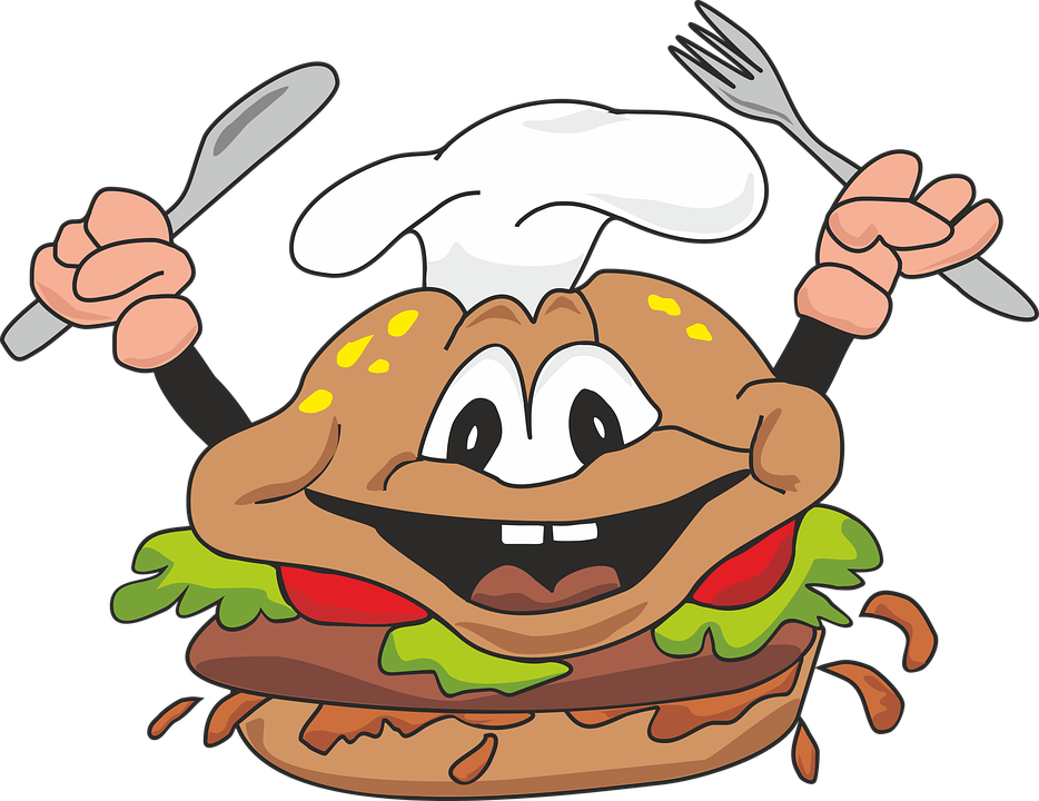 Free Image on Pixabay Burger, Cheeseburger, Fast Food