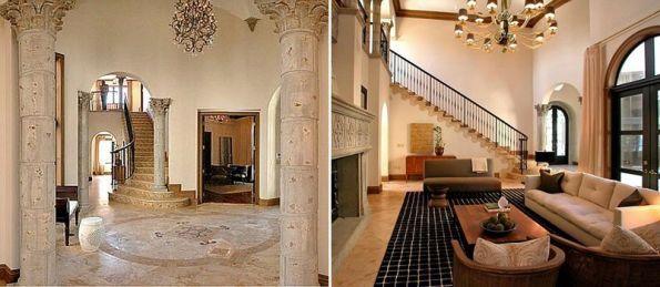 Imagenes de decoraciones lujosas buscar con google for Sala de estar estilo mediterraneo