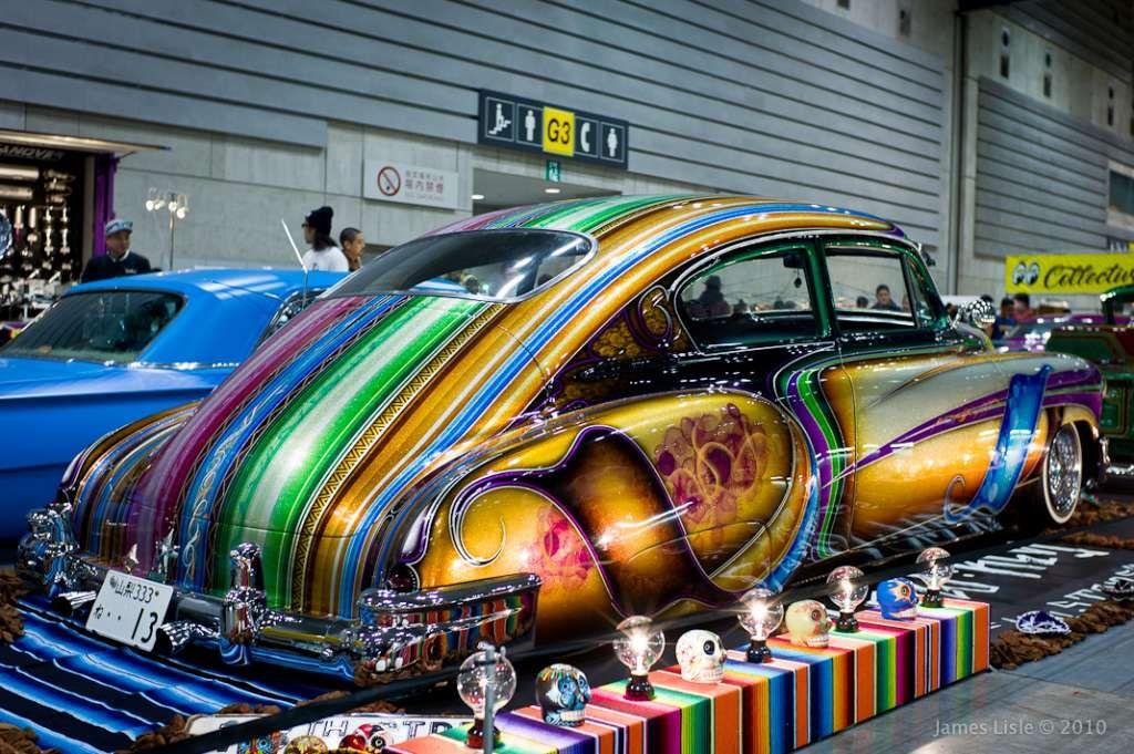 Japan Lowrider Life Lowriders, Vintage trucks, Classic cars