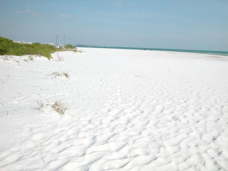 Siesta Key Florida Beach