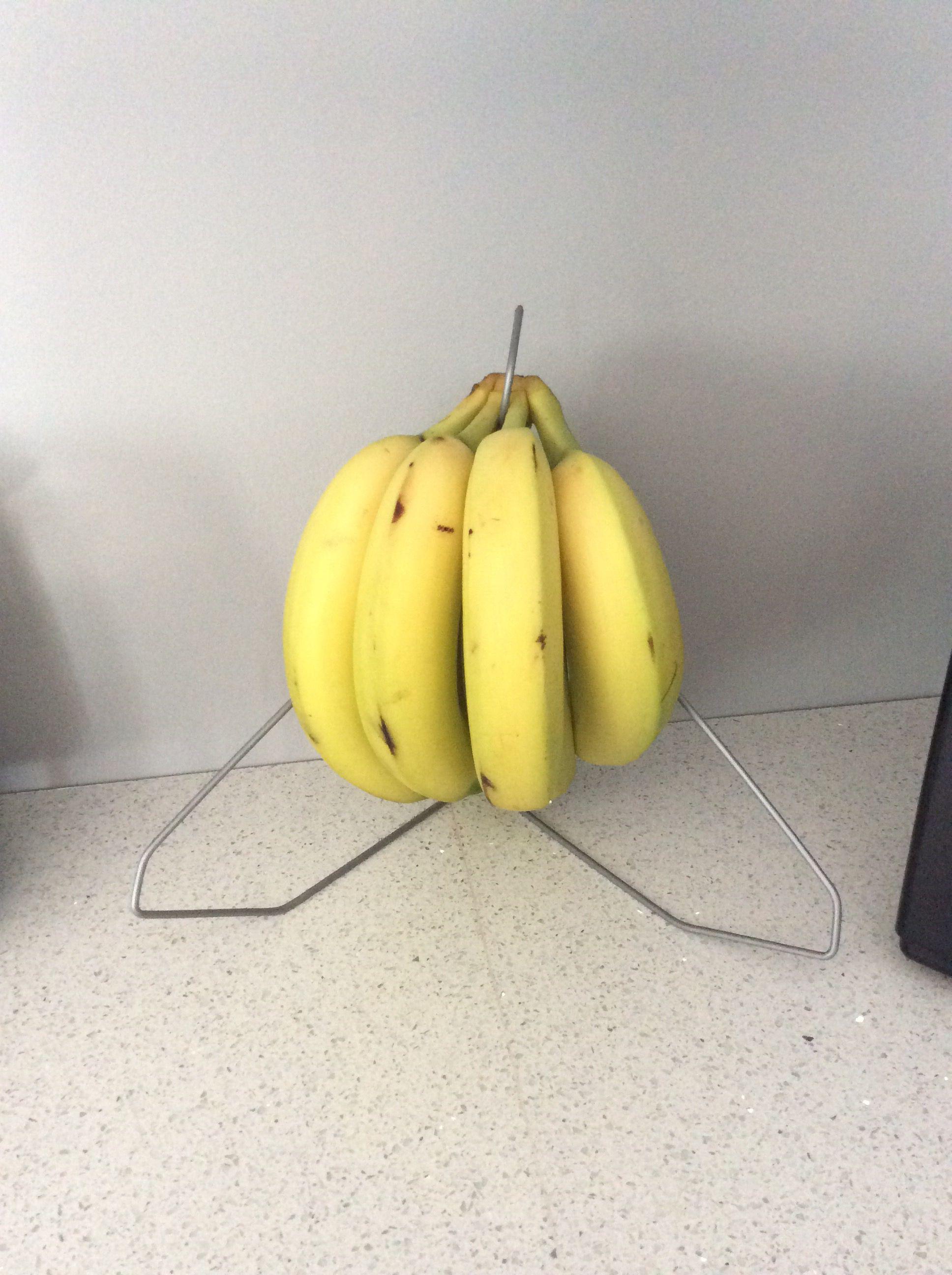 Banana Rack Diy With A Hanger Banana Storage Hanger Diy Banana
