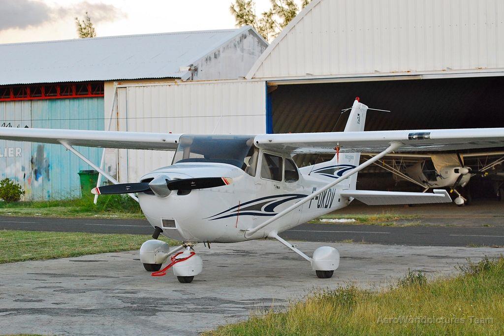 Untitled Cessna 172S Skyhawk SP F-OKDV (cn 172S10098) ZSE 2008 by CHR
