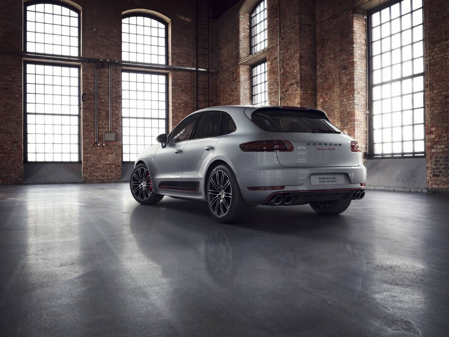 Official 2018 Porsche Macan Turbo Exclusive Performance Edition