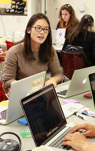 Silicon Valley S Only Hackathon For Women Looks To Create A New Programming Culture Hackathon Looking For Women Women