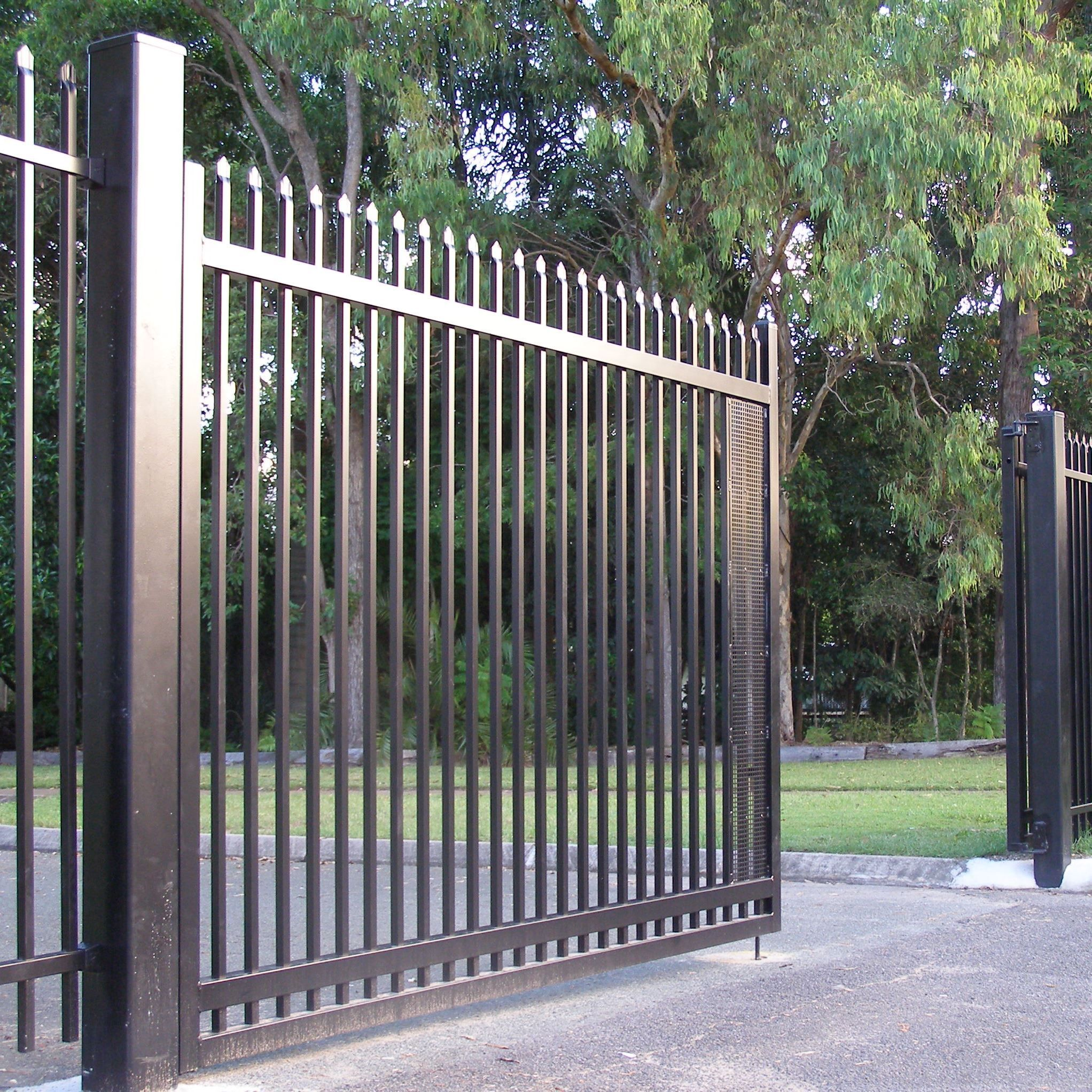 Image Result For Security Fencing And Gates