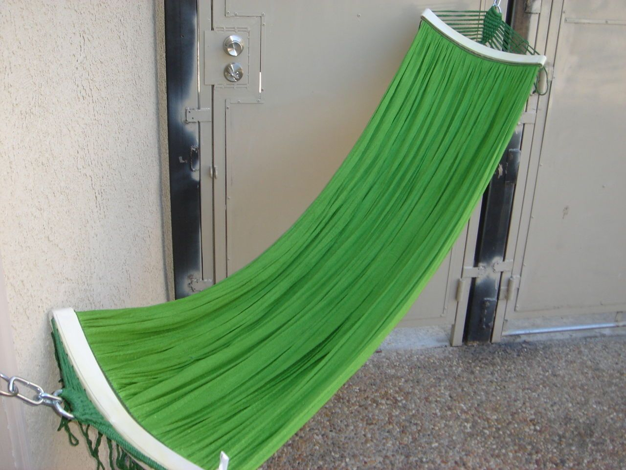 Indooroutdoor adult hammock swing bed large for adult up to