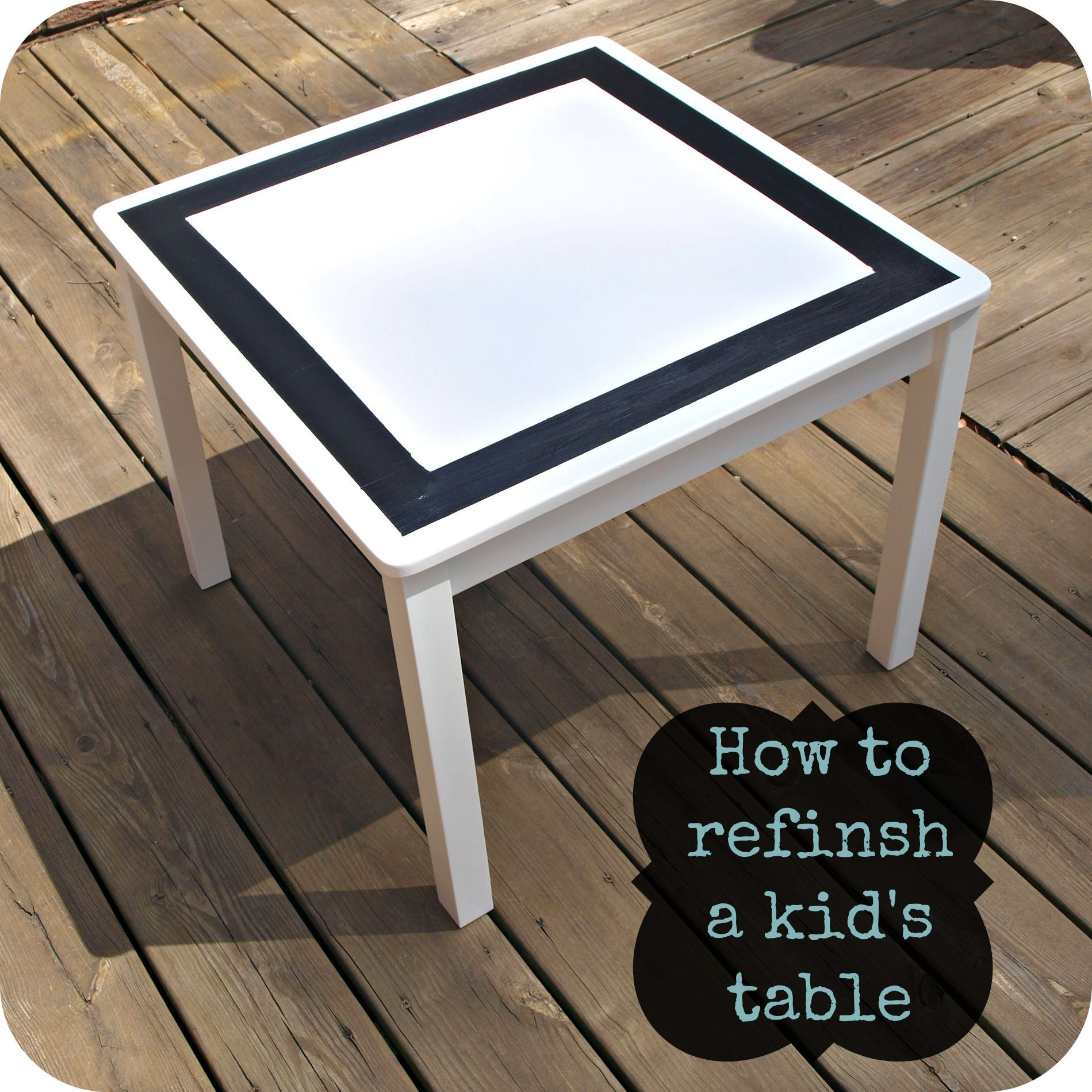 Refinish Coffee Table Top Table Makeover Ikea Coffee Table Coffee Table Refinish [ 1899 x 1899 Pixel ]