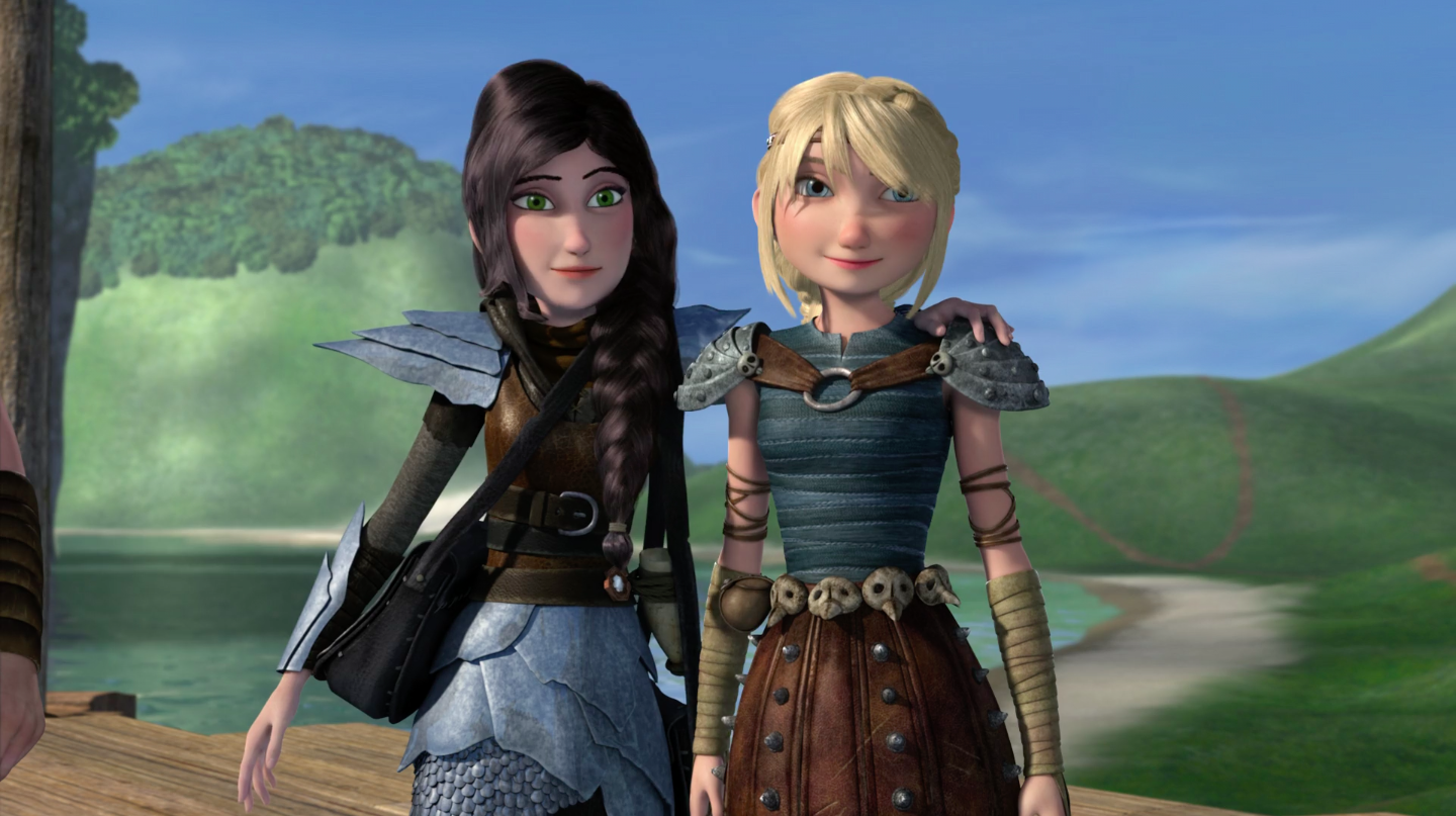 how to train your dragon hiccup and heather fanfiction