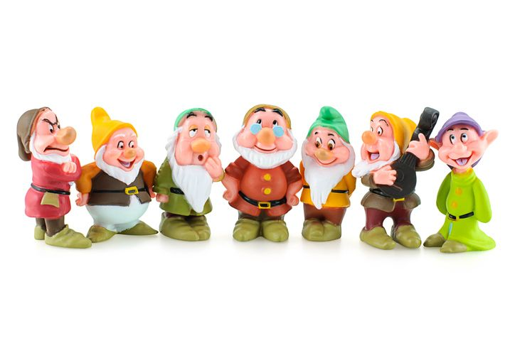 How Snow White and the Seven Dwarfs Helped Me Potty Train My Kids