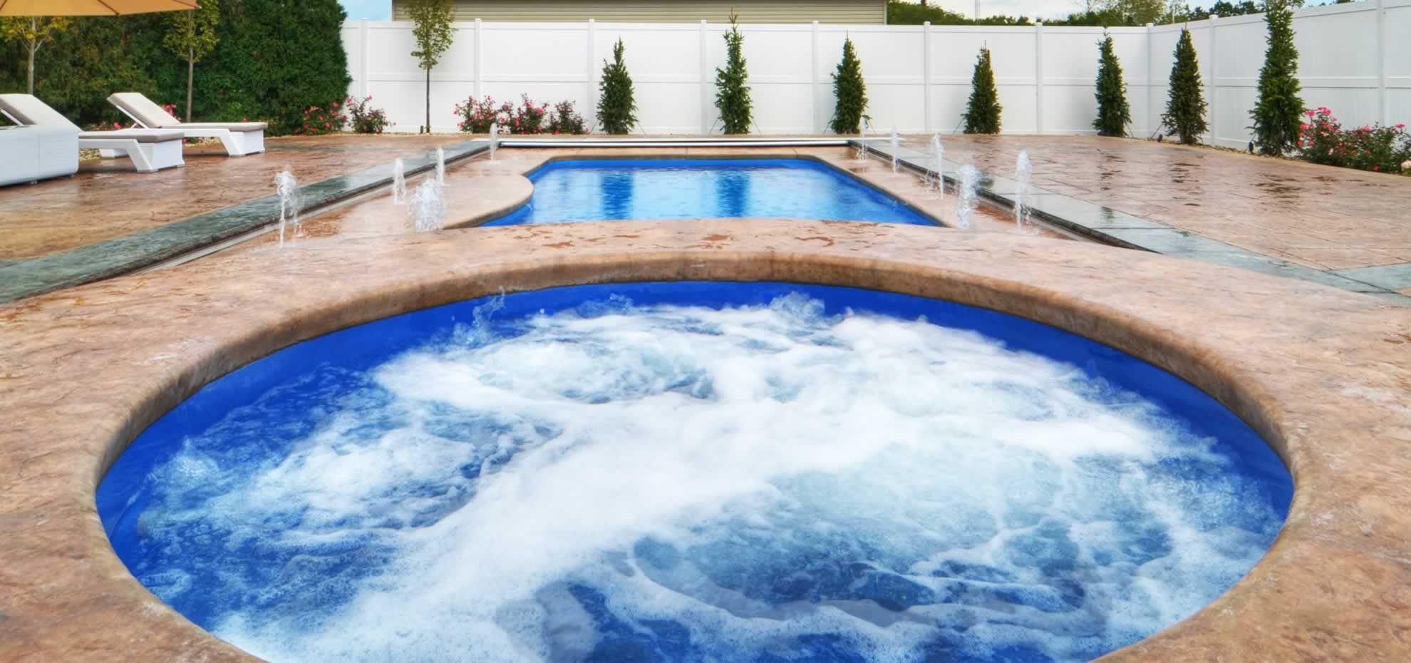 The Sorrento Spa (Round) | Leisure Pools USA | Leisure ...