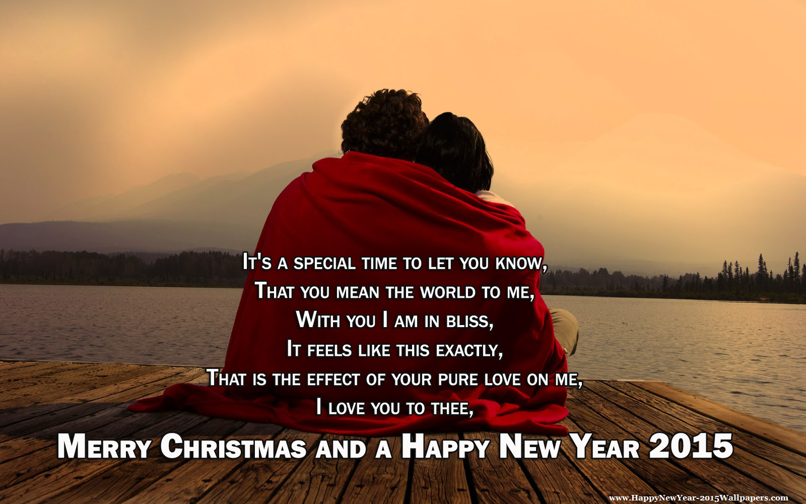 Get Ready To Celebrate The Christmas New Year 2015 With Your Love