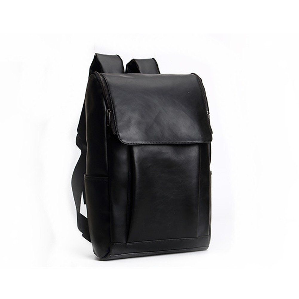 weimi vintage damen herren leder rucksack 14 zoll laptop. Black Bedroom Furniture Sets. Home Design Ideas