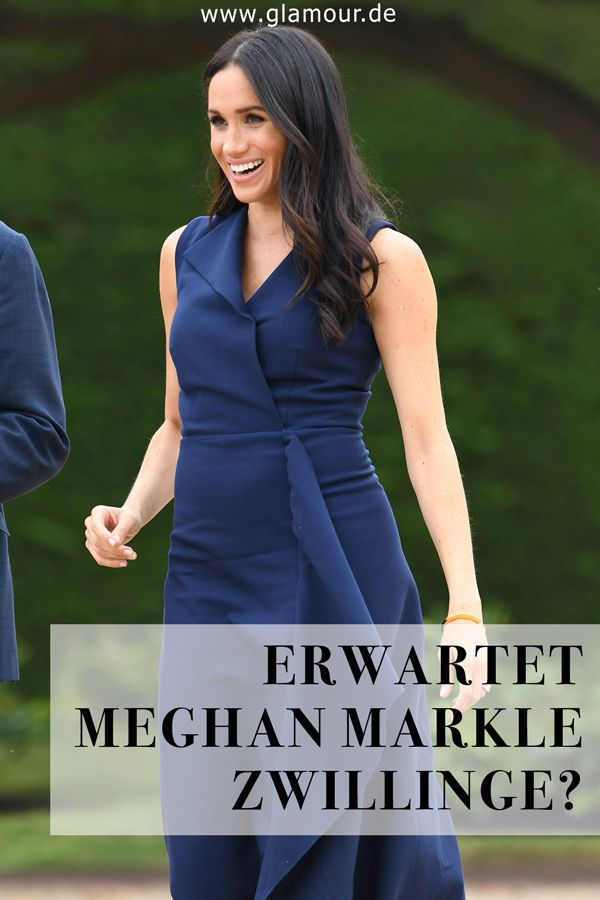 Meghan Markle Zwillinge