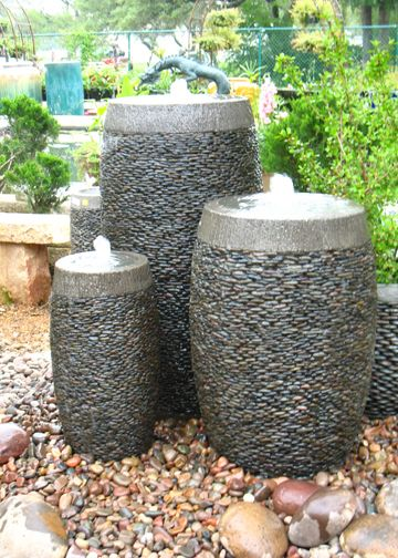 Unusal Pottery Foutains | Page 3 « Fountains | Hill Country Water Gardens U0026  Nursery