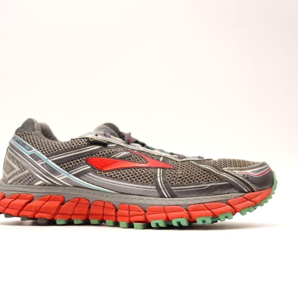 2a6a568adfa Brooks Womens Adrenaline ASR 12 GTX Waterproof Running Athletic Shoes Size  11  Brooks  RunningCrossTraining