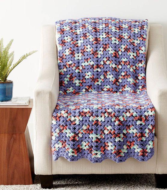 How To Make A Zig Zag Granny Crochet Afghan | Crochet Patterns ...