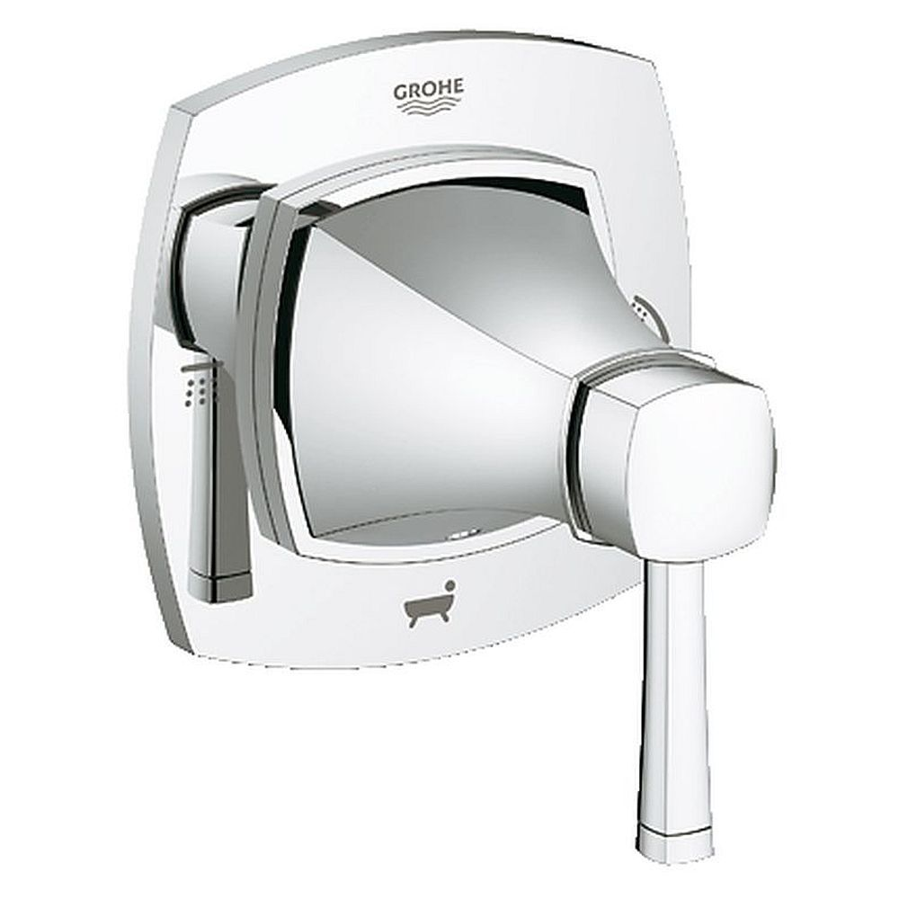 Grohe Grandera 5 Way Diverter Trim Kit In Chrome Shower Faucet