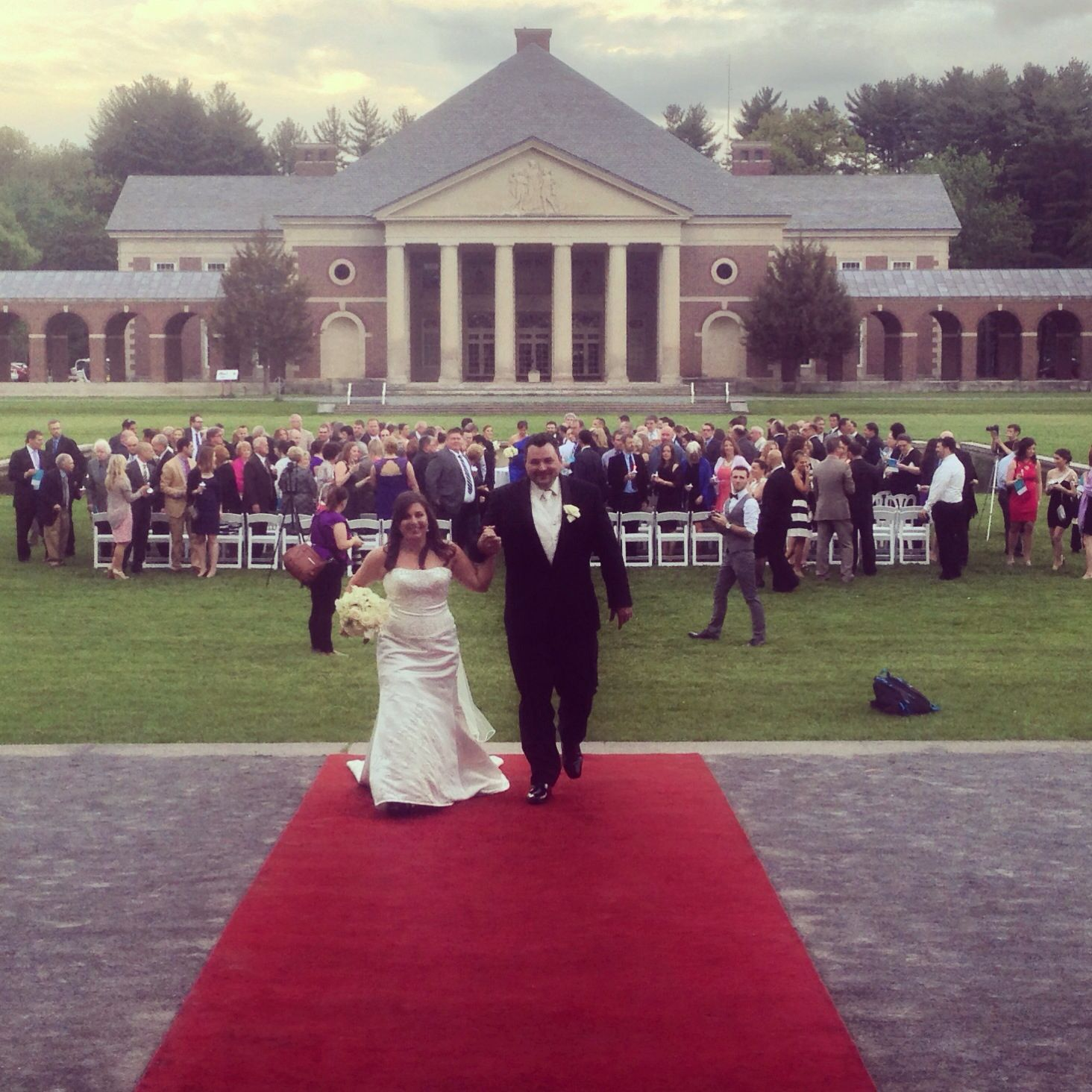Reception Ceremony Hall: Reflecting Pool Ceremony, The Hall Of Springs, Music Man