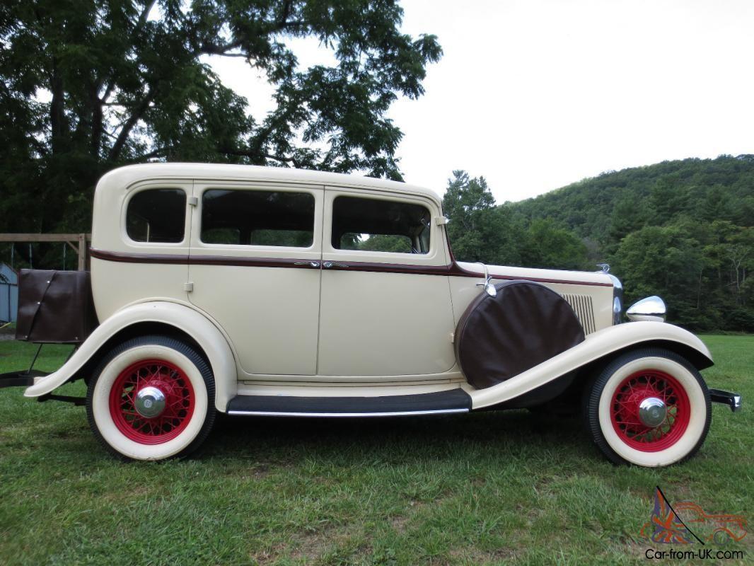 Rockne Car