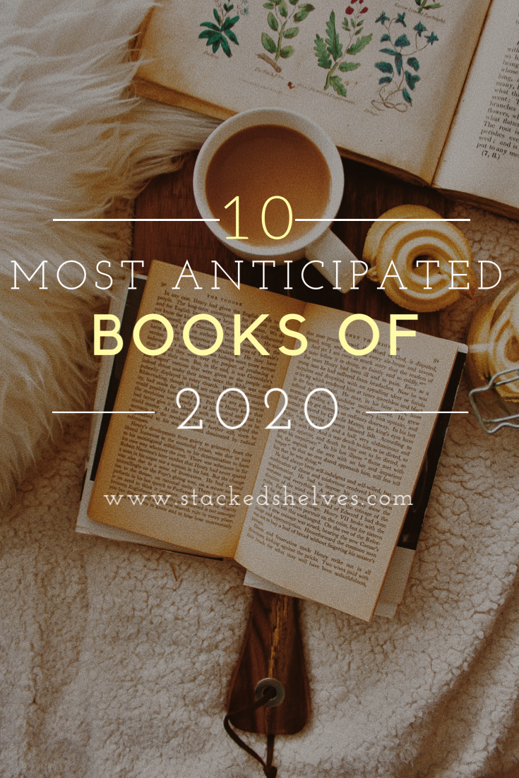 10 Most Anticipated Books of 2020