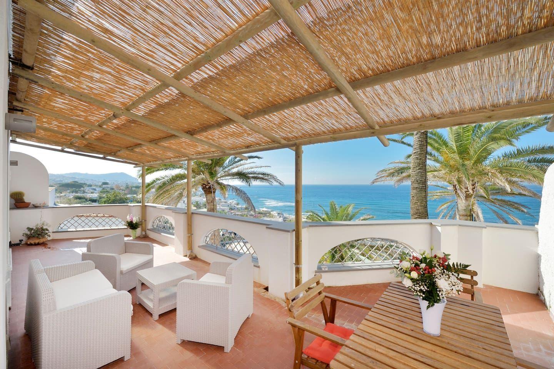 Eremo di Montevergine Galatea Flats for Rent in Forio