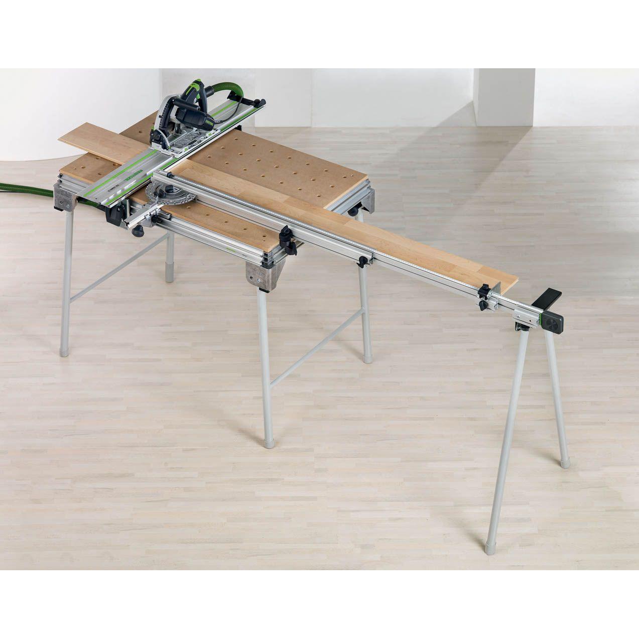 Mft 3 large multi function workbench festool australia for Table festool