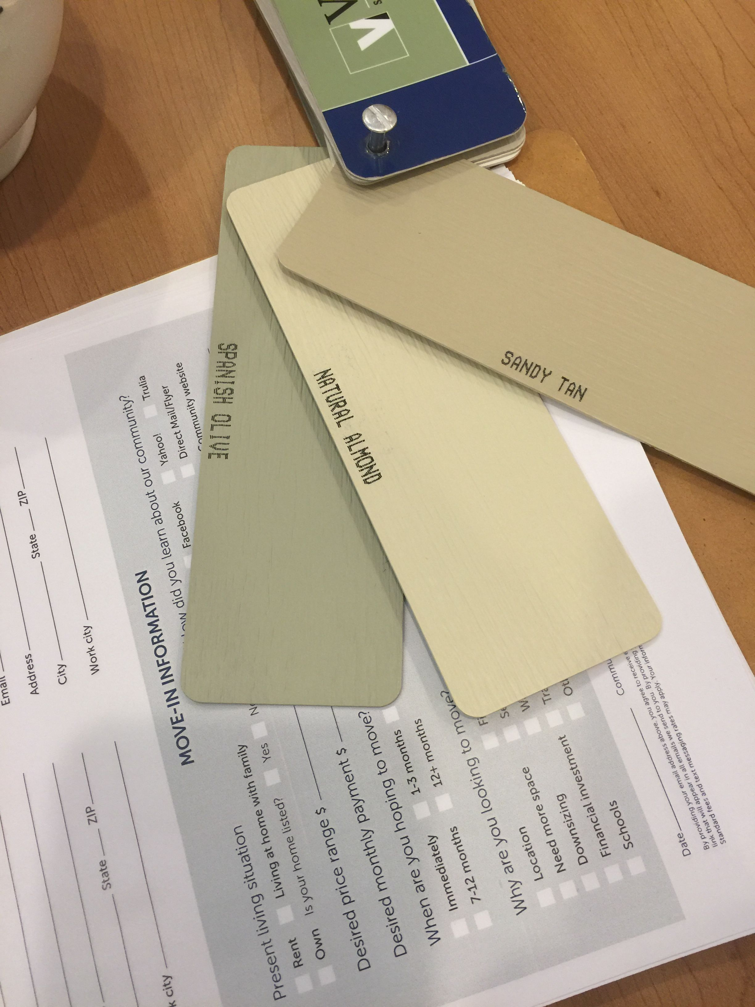 Not A Great Picture But These Are The Colors We Chose For The Exterior Of The House Spanish Olive For The Vi Vinyl Siding House Paint Exterior Exterior Paint