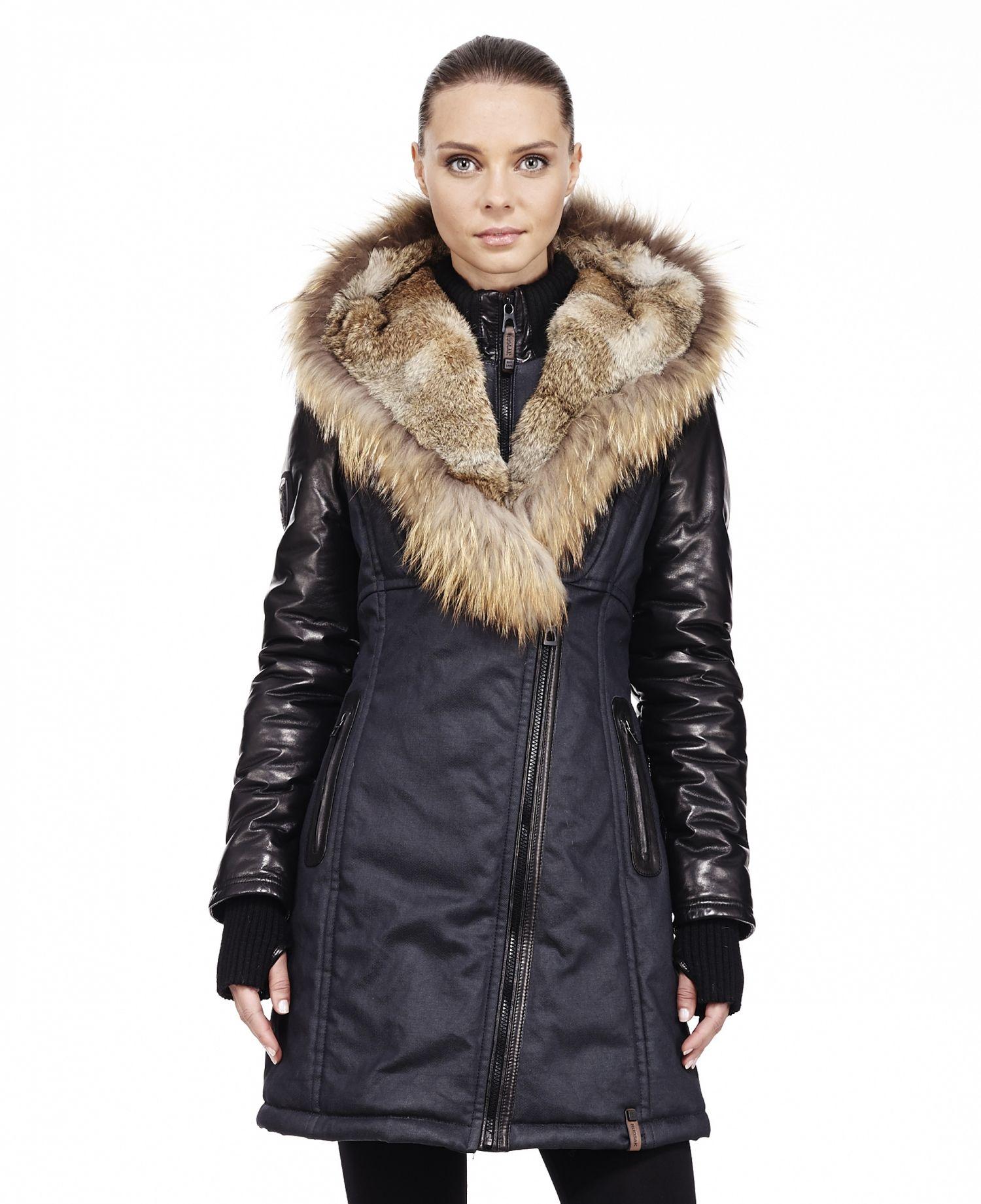 Femme À Manteau Mode – D'hiver 2018 Vestes Atelier Noir La v551qfw