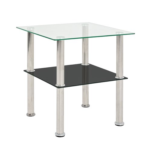 Metro Lane Beistelltisch Armiead In 2020 Side Table With Storage Glass Side Tables Oak Side Table