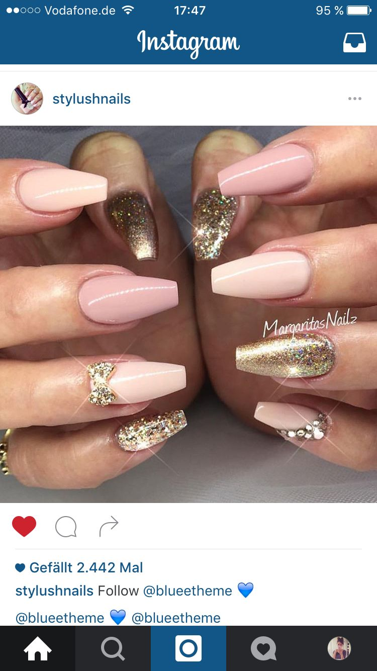 Pin by Linnette Rios on Nails | Pinterest | Nail nail, Manicure and ...